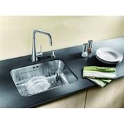 Blanco Корзина для посуды с держателями нерж. сталь 405 х 308 х 136 мм