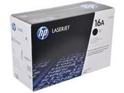 Картридж HP 16A черный q7516a