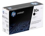 Картридж HP 80A черный [cf280a]