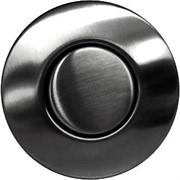 Omoikiri Пневматическая кнопка для измельчителя SW-01-GM нерж.сталь/вороненая сталь