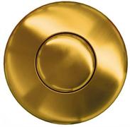 Omoikiri Пневматическая кнопка для измельчителя SW-01-G нерж.сталь/золото