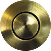 Omoikiri Пневматическая кнопка для измельчителя SW-01-AB нерж.сталь/латунь
